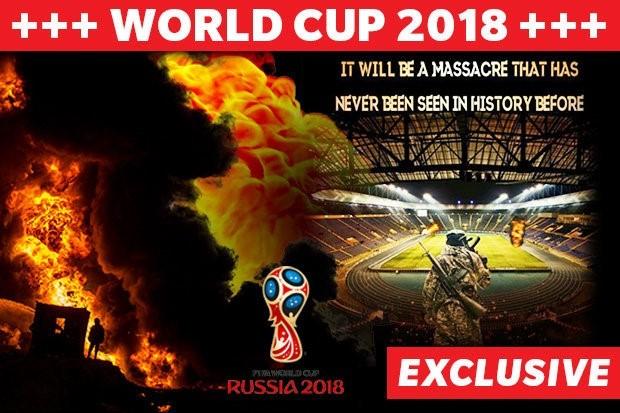 Nước Nga tưng bừng náo nhiệt khai hội World Cup 2018 ảnh 43