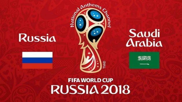 Nước Nga tưng bừng náo nhiệt khai hội World Cup 2018 ảnh 65