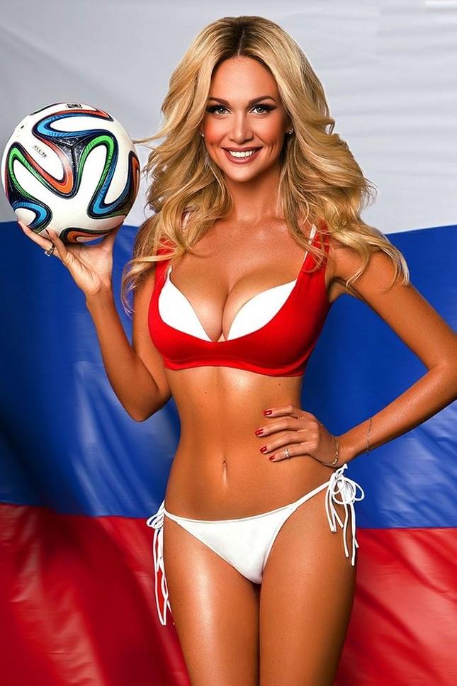 Nước Nga tưng bừng náo nhiệt khai hội World Cup 2018 ảnh 22
