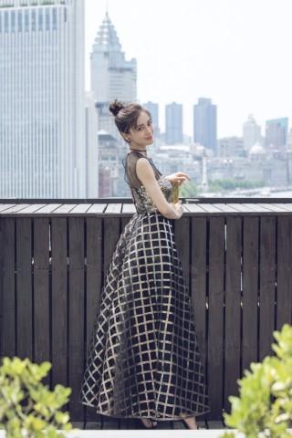 Dương Mịch váy ngắn chân thon đọ sắc Angelababy yêu kiều ảnh 14