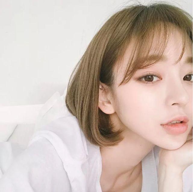 Xao xuyến nét dễ thương của cô nàng xứ Hàn 'bản sao' Angelababy ảnh 11