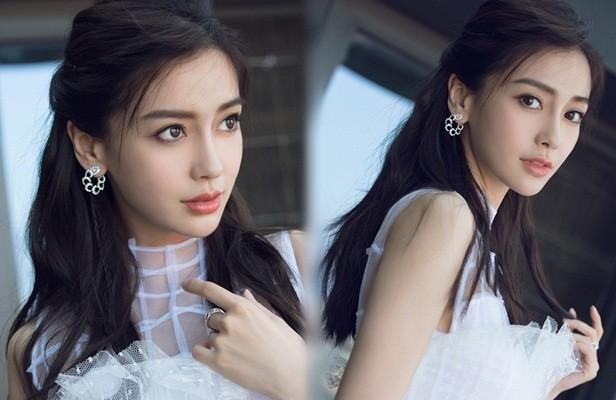 Xao xuyến nét dễ thương của cô nàng xứ Hàn 'bản sao' Angelababy ảnh 1