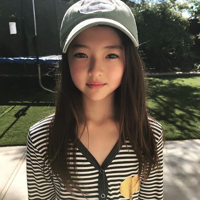 Thiên thần lai 10 tuổi xinh đẹp khiến showbiz Hàn 'dậy sóng' ảnh 8