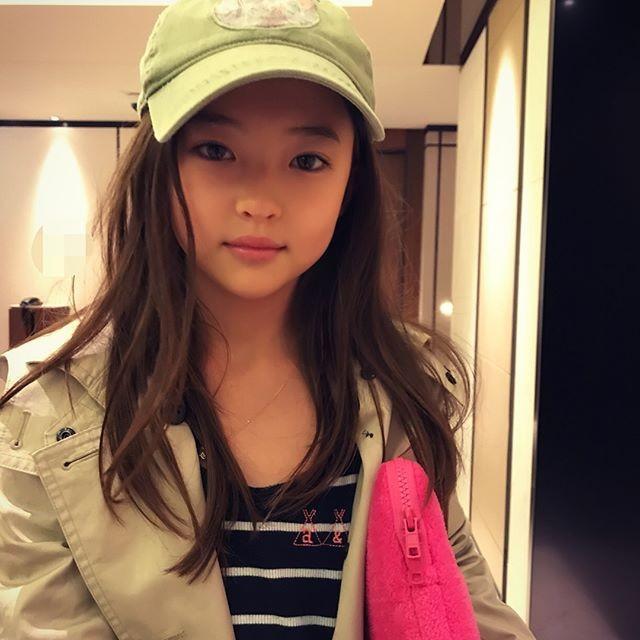 Thiên thần lai 10 tuổi xinh đẹp khiến showbiz Hàn 'dậy sóng' ảnh 19