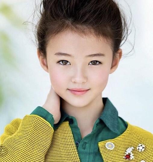 Thiên thần lai 10 tuổi xinh đẹp khiến showbiz Hàn 'dậy sóng' ảnh 1