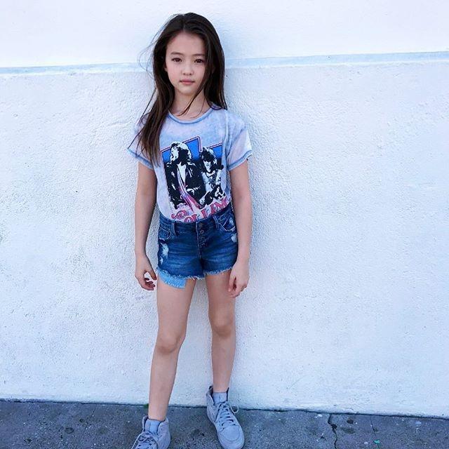 Thiên thần lai 10 tuổi xinh đẹp khiến showbiz Hàn 'dậy sóng' ảnh 24