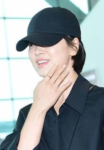 Song Hye Kyo U40 vẫn trẻ trung năng động, giản dị không ngờ ảnh 5