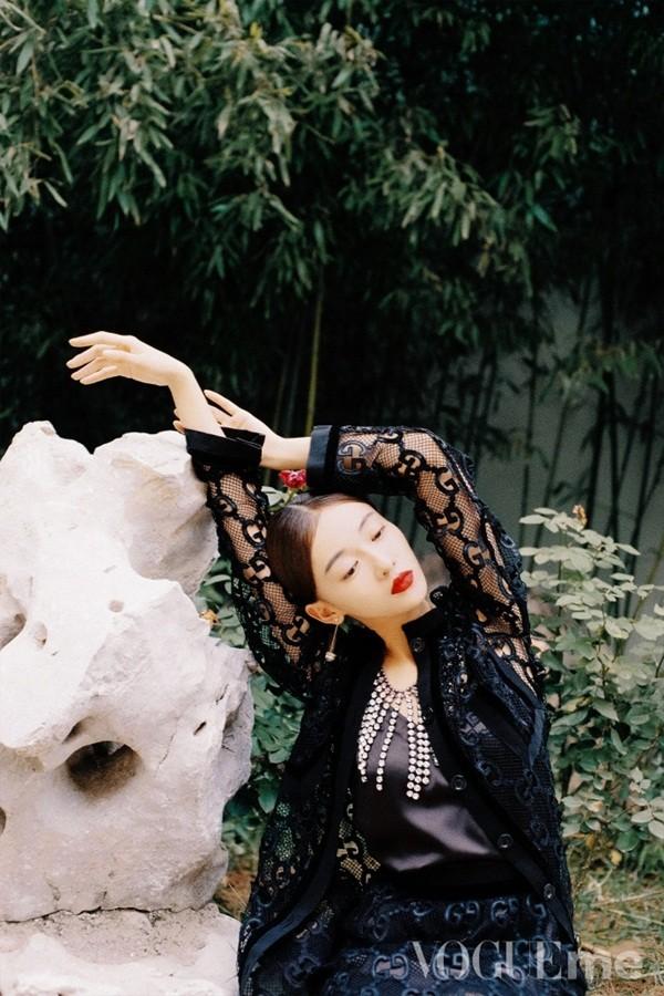 Ngắm nàng 'Anh Lạc' trong 'Diên Hi Công Lược' thời chưa nổi tiếng ảnh 28