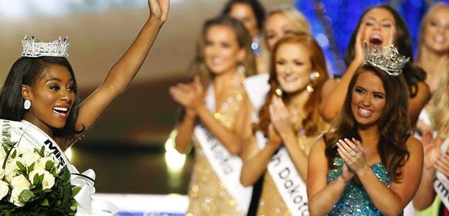 Mỹ nhân da màu 25 tuổi đăng quang Hoa hậu Mỹ 2019 ảnh 6