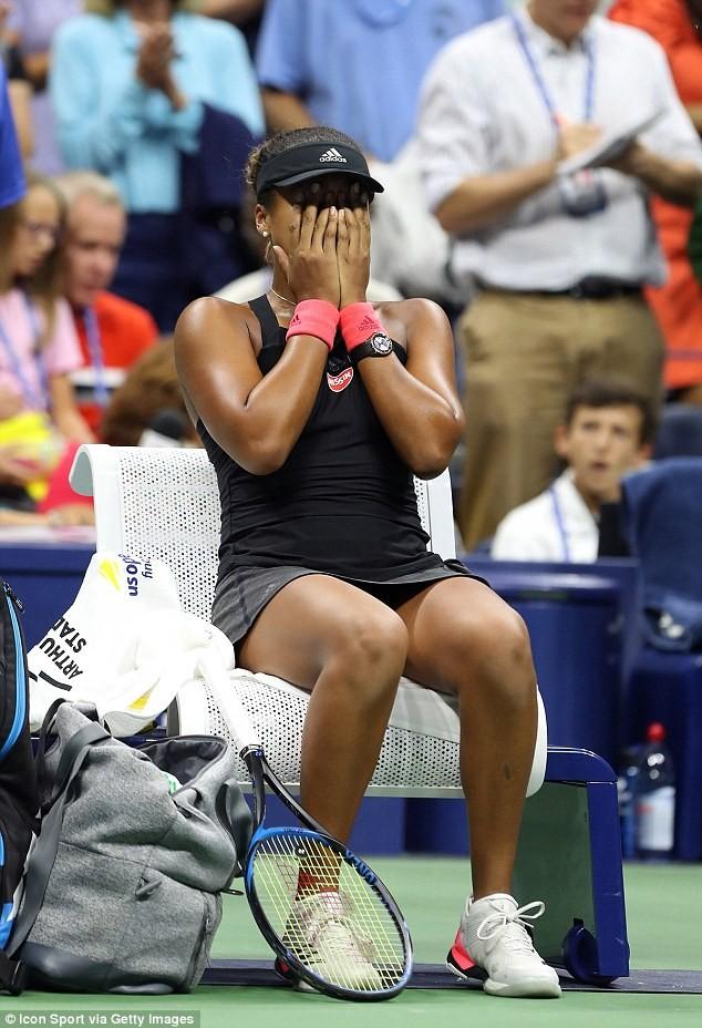 Naomi Osaka tiết lộ bí mật giúp vượt qua nỗi sợ hãi ở US Open ảnh 1