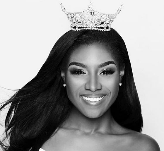 Mỹ nhân da màu 25 tuổi đăng quang Hoa hậu Mỹ 2019 ảnh 5