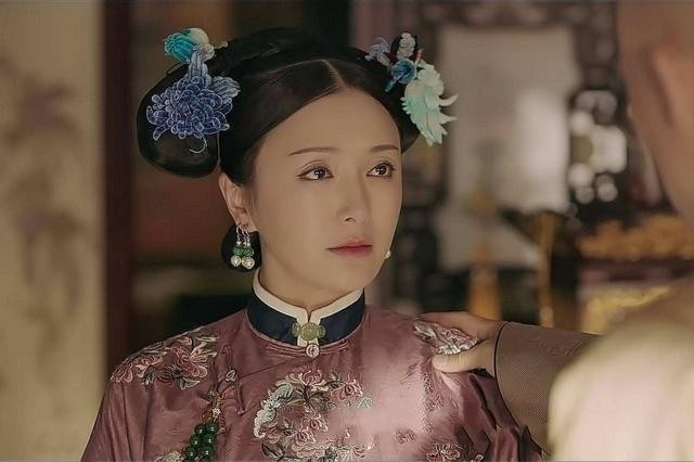 Mê mẩn nhan sắc 'Phú Sát hoàng hậu' trong 'Diên Hi Công Lược' ảnh 11