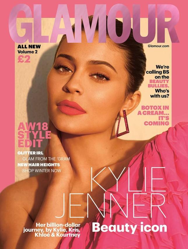 Kylie Jenner tung ảnh áo tắm cực 'hot' với dáng 'đồng hồ cát' ảnh 5