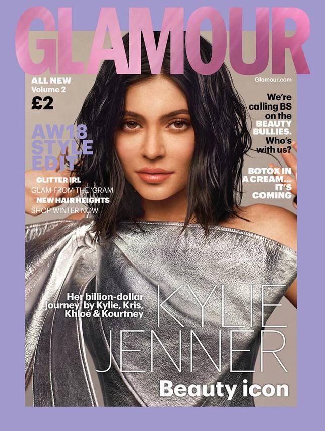 Kylie Jenner tung ảnh áo tắm cực 'hot' với dáng 'đồng hồ cát' ảnh 7
