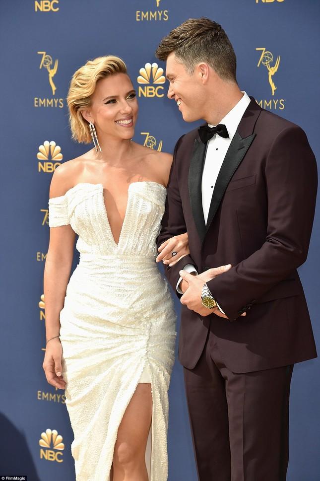 Scarlett Johansson quyến rũ nhất dàn 'thiên nga trắng' ảnh 3