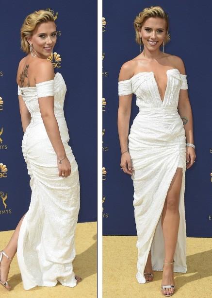 Scarlett Johansson quyến rũ nhất dàn 'thiên nga trắng' ảnh 2