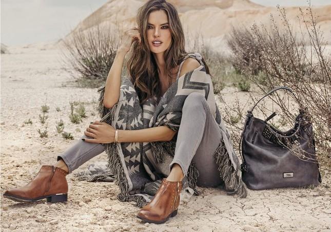Alessandra Ambrosio eo thon chân dài dáng tuyệt đẹp ảnh 13