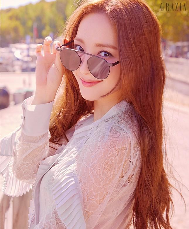 'Thư ký Kim' Park Min Young xinh đẹp hoàn hảo ngây ngất ảnh 3