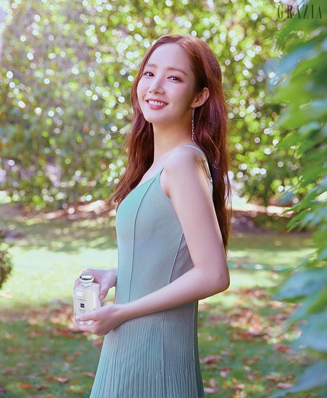 'Thư ký Kim' Park Min Young xinh đẹp hoàn hảo ngây ngất ảnh 4