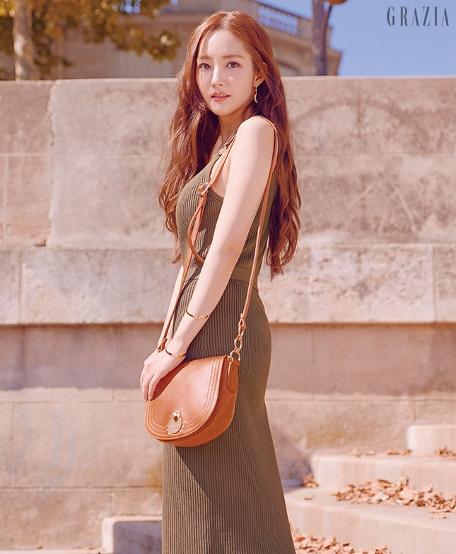 'Thư ký Kim' Park Min Young xinh đẹp hoàn hảo ngây ngất ảnh 7