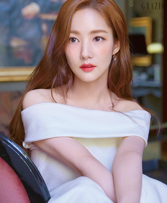 'Thư ký Kim' Park Min Young xinh đẹp hoàn hảo ngây ngất ảnh 6