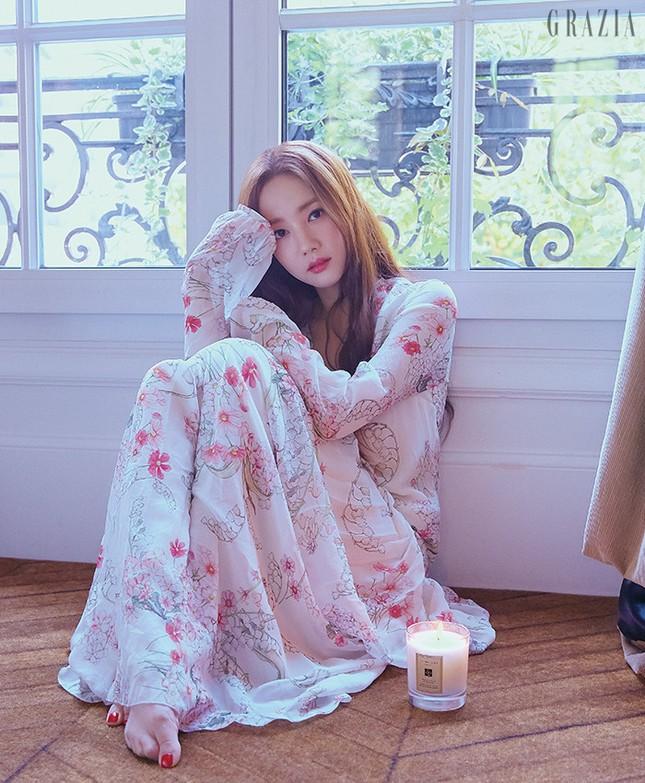'Thư ký Kim' Park Min Young xinh đẹp hoàn hảo ngây ngất ảnh 9