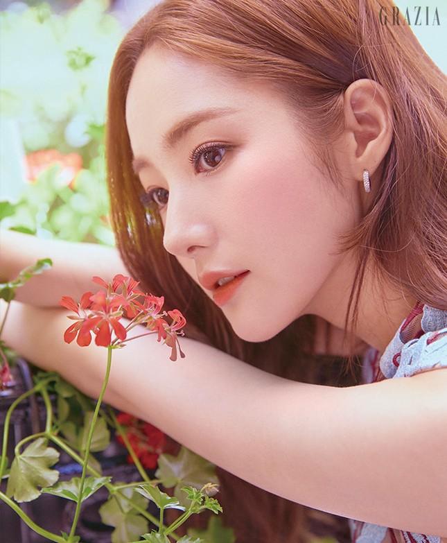 'Thư ký Kim' Park Min Young xinh đẹp hoàn hảo ngây ngất ảnh 2