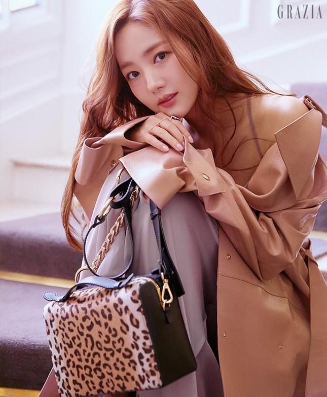 'Thư ký Kim' Park Min Young xinh đẹp hoàn hảo ngây ngất ảnh 10