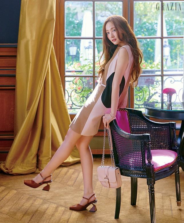 'Thư ký Kim' Park Min Young xinh đẹp hoàn hảo ngây ngất ảnh 12