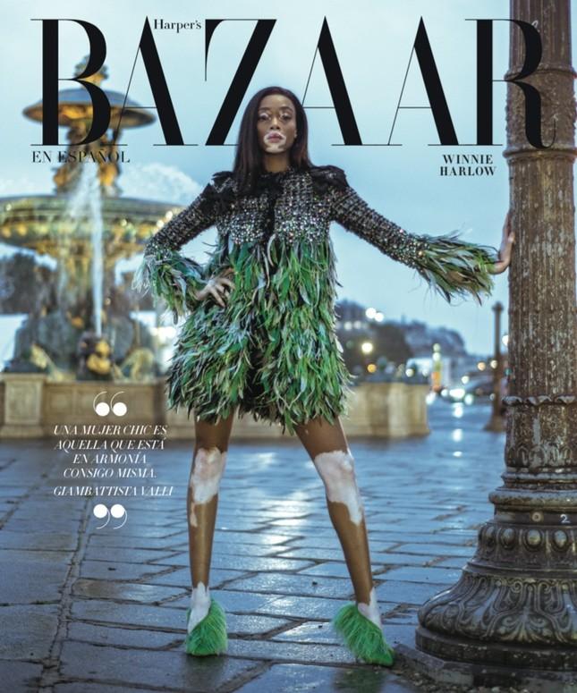 Nàng 'tân binh' Victoria's Secret dáng vóc hoàn hảo ở Paris ảnh 2
