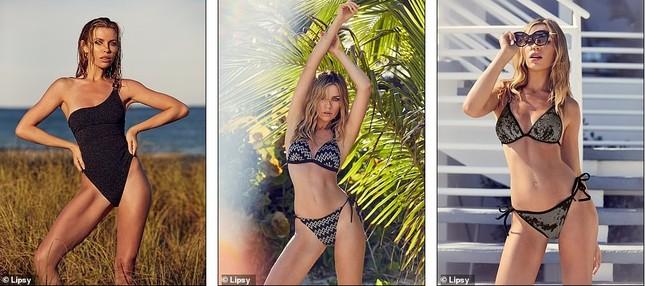 Siêu mẫu Anh Abbey Clancy dáng chuẩn 'vạn người mê' ảnh 11