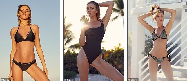 Siêu mẫu Anh Abbey Clancy dáng chuẩn 'vạn người mê' ảnh 10