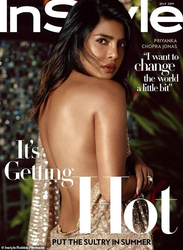 Sắc vóc quyến rũ ngất ngây của hoa hậu thế giới Priyanka Chopra ảnh 10