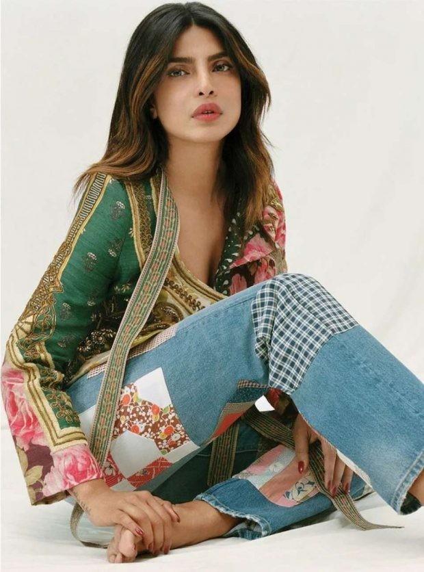 Sắc vóc quyến rũ ngất ngây của hoa hậu thế giới Priyanka Chopra ảnh 7