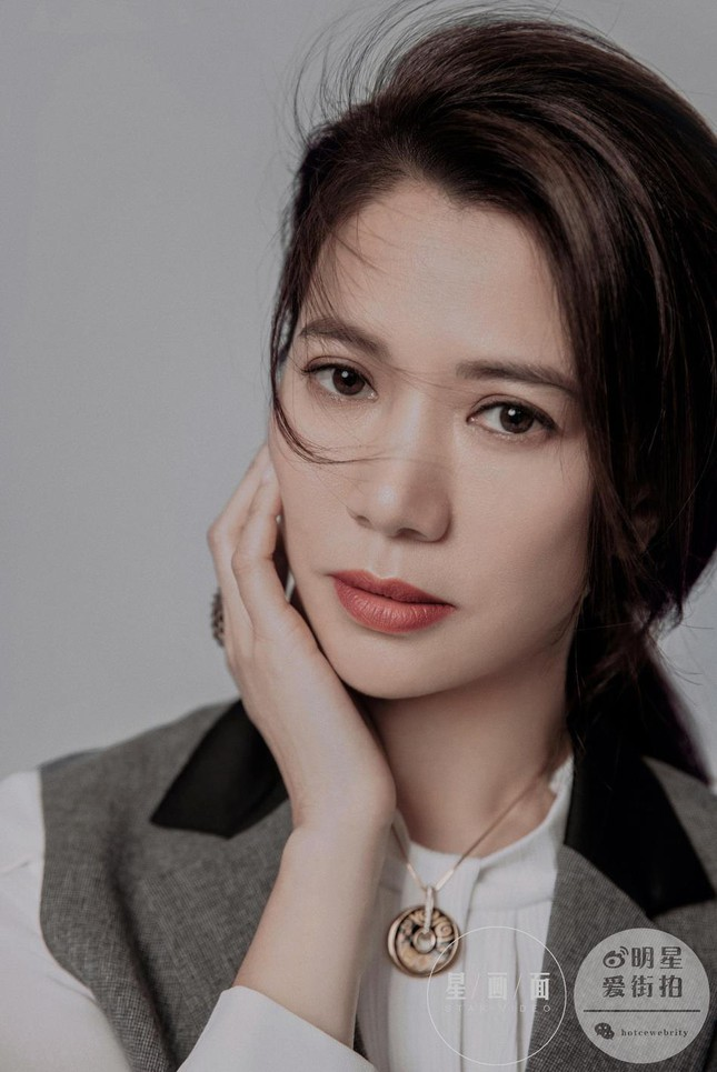 Hoa hậu Hồng Kông Viên Vịnh Nghi U50 sắc vóc siêu quyến rũ ảnh 3