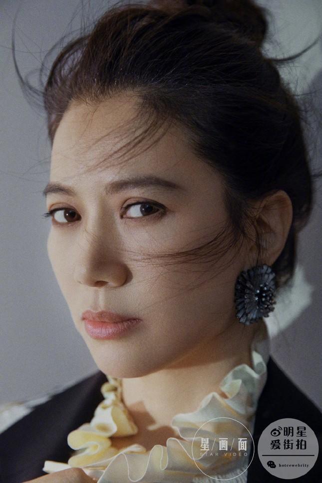 Hoa hậu Hồng Kông Viên Vịnh Nghi U50 sắc vóc siêu quyến rũ ảnh 4