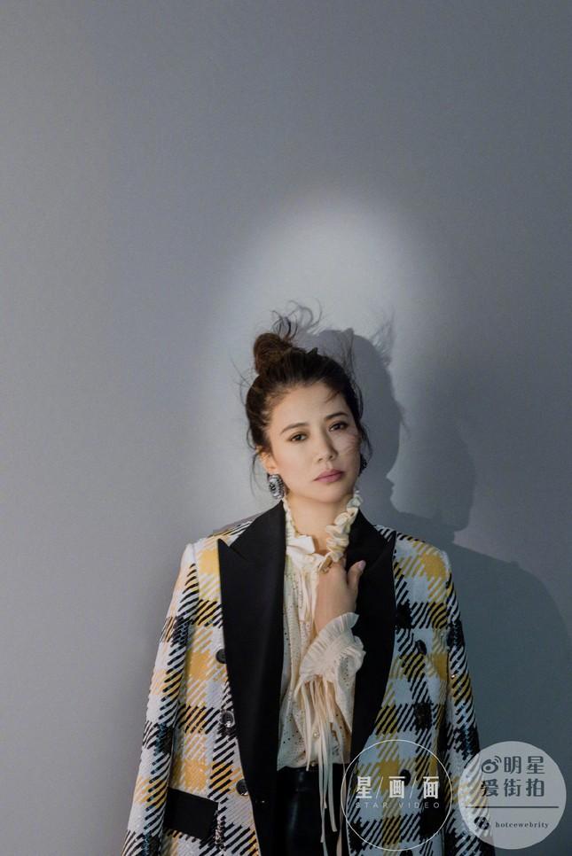 Hoa hậu Hồng Kông Viên Vịnh Nghi U50 sắc vóc siêu quyến rũ ảnh 6