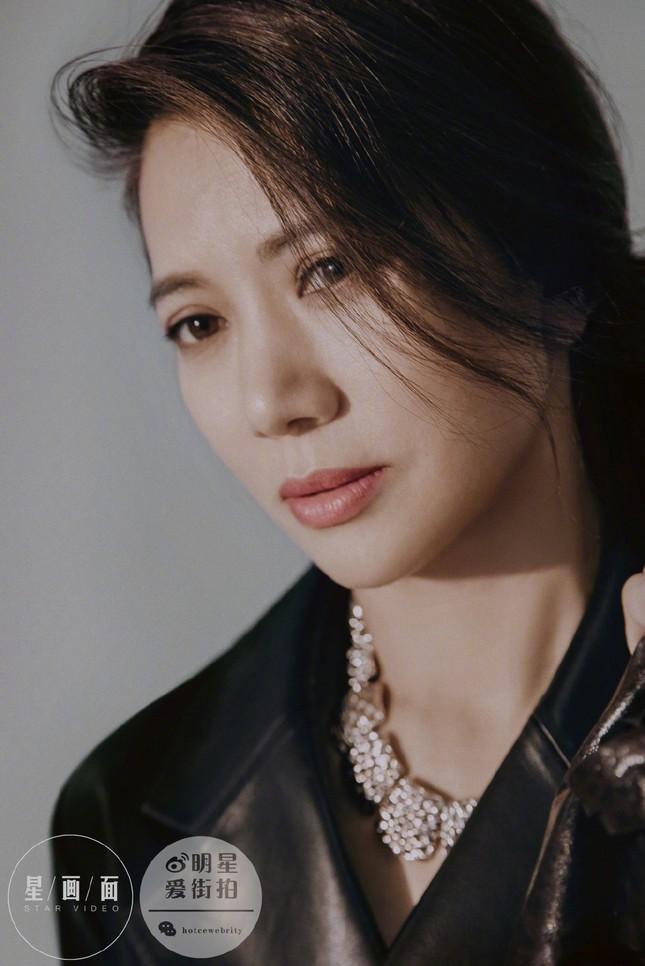 Hoa hậu Hồng Kông Viên Vịnh Nghi U50 sắc vóc siêu quyến rũ ảnh 5
