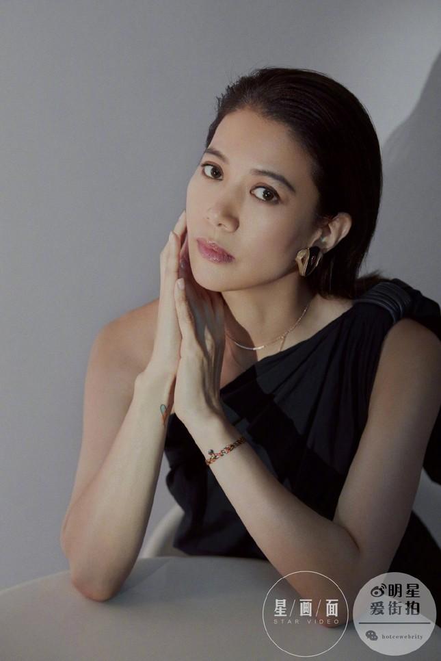 Hoa hậu Hồng Kông Viên Vịnh Nghi U50 sắc vóc siêu quyến rũ ảnh 7