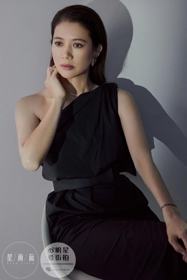 Hoa hậu Hồng Kông Viên Vịnh Nghi U50 sắc vóc siêu quyến rũ ảnh 8