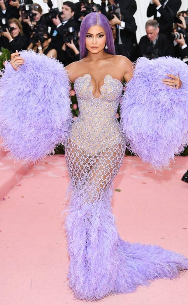 Cô út tỉ phú siêu gợi cảm nhà Kardashian hiếm hoi lộ mặt mộc ảnh 14