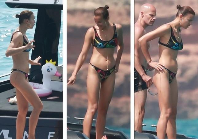 Irina Shayk diện bikini thả dáng siêu mẫu cực quyến rũ ảnh 3