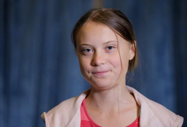 Giới trẻ toàn cầu ủng hộ mạnh mẽ 'chiến binh khí hậu' 16 tuổi Greta Thunberg ảnh 3