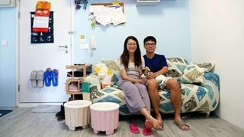 Tình cảnh vợ chồng Hồng Kông phải ở khác nhà ảnh 2
