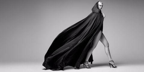 Sao nữ cao trên 1m9 mặc nửa kín nửa hở như 'thôi miên' người nhìn ảnh 8