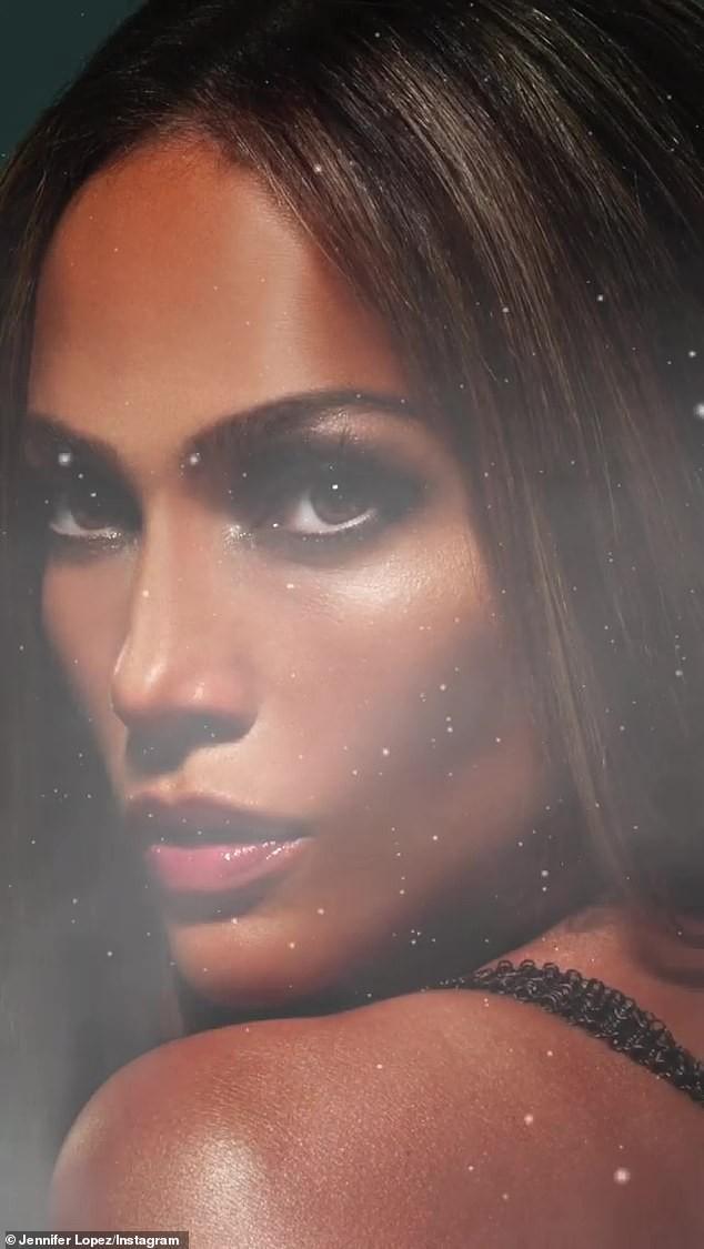 Jennifer Lopez 50 tuổi táo bạo khỏa thân trên bìa single mới ảnh 4