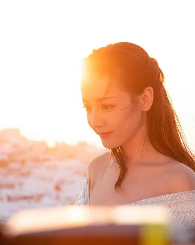 Mỹ nhân Tân Cương ngực đầy dáng thon đẹp xuất sắc ảnh 18