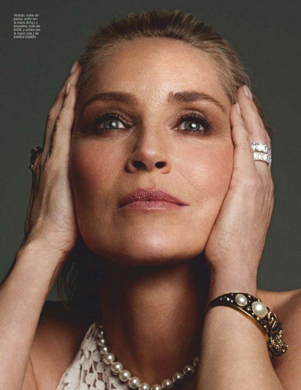 Minh tinh 'Bản năng gốc' Sharon Stone diện nội y táo bạo ở tuổi 61 ảnh 7