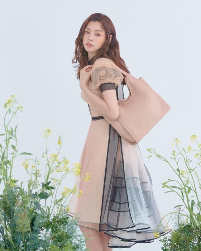 Hoa hậu Hàn Quốc Honey Lee U40 ngày càng đẹp rực rỡ ảnh 29