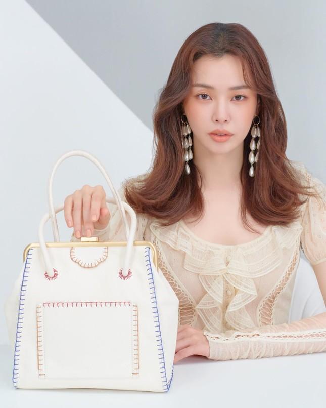 Hoa hậu Hàn Quốc Honey Lee U40 ngày càng đẹp rực rỡ ảnh 27